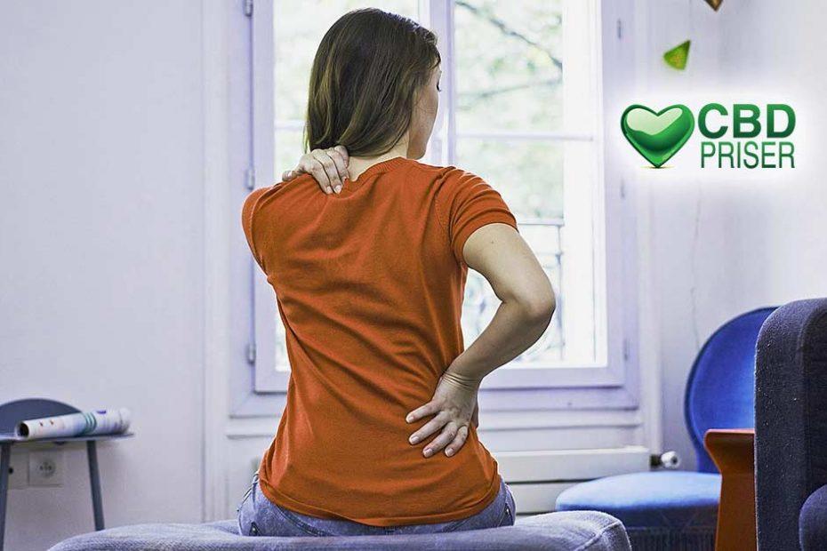 CBD olja mot kronisk smärta